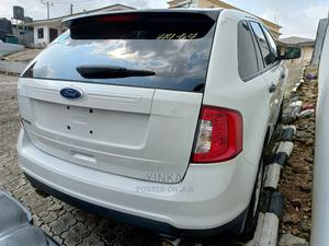 Ford Edge 2011 SE 4dr FWD (3.5L 6cyl 6A) White | Cars for sale in Lagos State, Ikeja