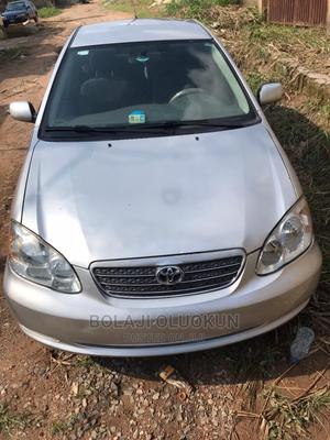 Toyota Corolla 2005 LE Silver | Cars for sale in Oyo State, Oluyole