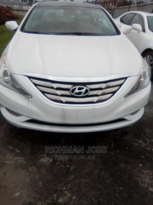 Hyundai Sonata 2012 White | Cars for sale in Rivers State, Port-Harcourt