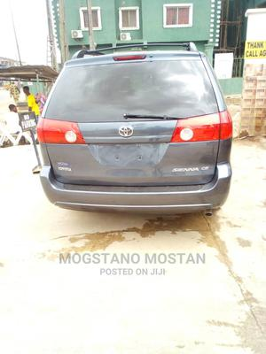 Toyota Sienna 2007 Gray   Cars for sale in Lagos State, Isolo