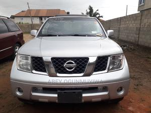 Nissan Pathfinder 2006 SE 4x4 Silver | Cars for sale in Lagos State, Kosofe
