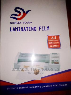 Laminating Film   Accessories & Supplies for Electronics for sale in Lagos State, Lagos Island (Eko)