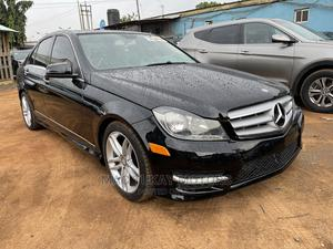 Mercedes-Benz C250 2013 Black   Cars for sale in Lagos State, Ikeja