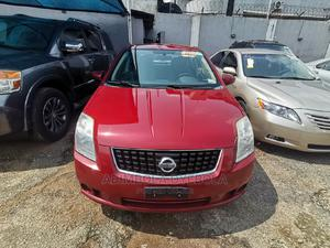 Nissan Sentra 2008 Red | Cars for sale in Lagos State, Ikeja