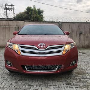 Toyota Venza 2012 AWD Red | Cars for sale in Lagos State, Lekki