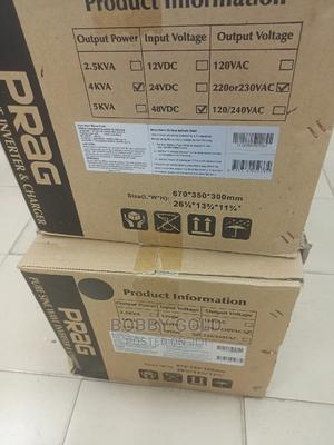 Prag Inverter 4kva/48v | Solar Energy for sale in Lagos State, Lekki
