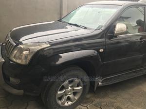 Toyota Land Cruiser Prado 2007 Black | Cars for sale in Rivers State, Port-Harcourt