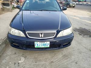 Honda Accord 2002 2.0 SE Blue   Cars for sale in Lagos State, Alimosho