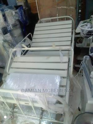 2 Crank Hospital Bed | Medical Supplies & Equipment for sale in Lagos State, Ikeja