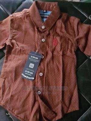 Boys Shirts | Children's Clothing for sale in Lagos State, Ifako-Ijaiye