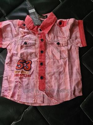 Boys Shirts   Children's Clothing for sale in Lagos State, Ifako-Ijaiye