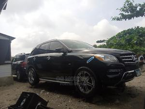Mercedes-Benz M Class 2012 Black | Cars for sale in Lagos State, Apapa