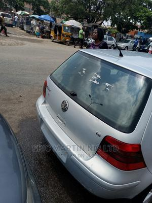 Volkswagen Golf 2000 1.6 Silver   Cars for sale in Lagos State, Surulere