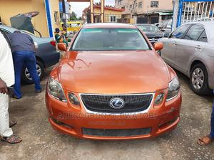 Lexus GS 2007 300 Automatic Orange | Cars for sale in Lagos State, Ifako-Ijaiye