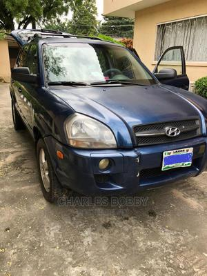 Hyundai Tucson 2006 Blue   Cars for sale in Lagos State, Surulere