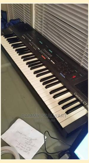 Casio Keyboard 640 UK Used   Musical Instruments & Gear for sale in Lagos State, Magodo