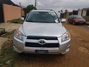 Toyota RAV4 2010 2.5 Limited 4x4 Silver | Cars for sale in Lagos State, Ipaja