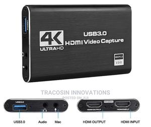HDMI Capture Card 3.0 | Accessories & Supplies for Electronics for sale in Lagos State, Yaba