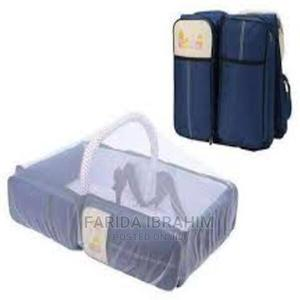Baby Diaper Bag and Bed With Mosquito Net   Babies & Kids Accessories for sale in Abuja (FCT) State, Kabusa