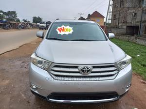 Toyota Highlander 2011 Limited Silver | Cars for sale in Abuja (FCT) State, Gudu