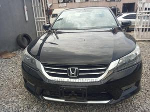 Honda Accord 2014 Black | Cars for sale in Lagos State, Maryland
