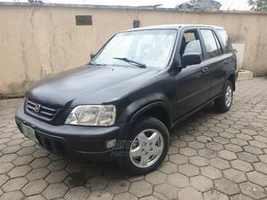 Honda CR-V 1999 Black | Cars for sale in Lagos State, Yaba