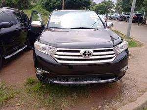 Toyota Highlander 2011 Limited Black   Cars for sale in Abuja (FCT) State, Gudu