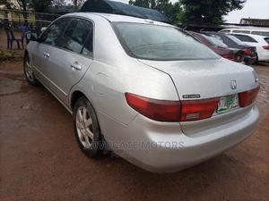 Honda Accord 2005 Sedan EX Automatic Silver | Cars for sale in Ondo State, Akure
