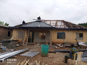 Long Span Black Roofing | Building Materials for sale in Lagos State, Agege