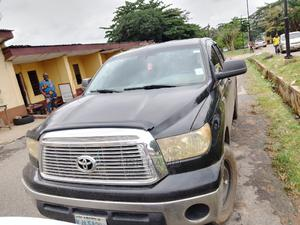 Toyota Tundra 2010 CrewMax Limited 5.7L Black | Cars for sale in Oyo State, Ibadan