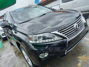 Lexus RX 2012 350 AWD Black   Cars for sale in Lagos State, Ikeja