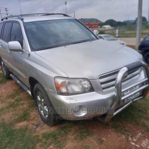 Toyota Highlander 2005 V6 Silver   Cars for sale in Abuja (FCT) State, Gudu