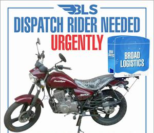 Dispatch Rider Wanted | Logistics & Transportation Jobs for sale in Lagos State, Shomolu