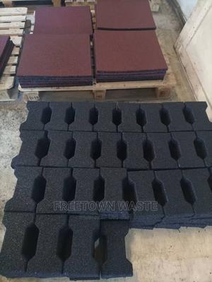 Dog-Bone Interlocking Paving Stones | Building Materials for sale in Lagos State, Victoria Island