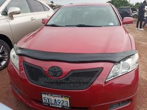 Toyota Camry 2008 Red | Cars for sale in Edo State, Benin City