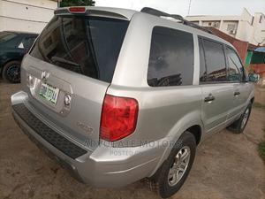 Honda Pilot 2005 EX 4x4 (3.5L 6cyl 5A) Silver   Cars for sale in Ondo State, Akure
