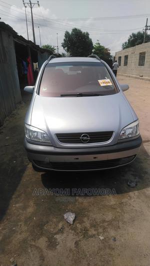 Opel Zafira 2006 1.8 Silver   Cars for sale in Lagos State, Shomolu