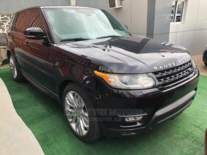 Land Rover Range Rover Sport 2014 Black   Cars for sale in Lagos State, Ikeja