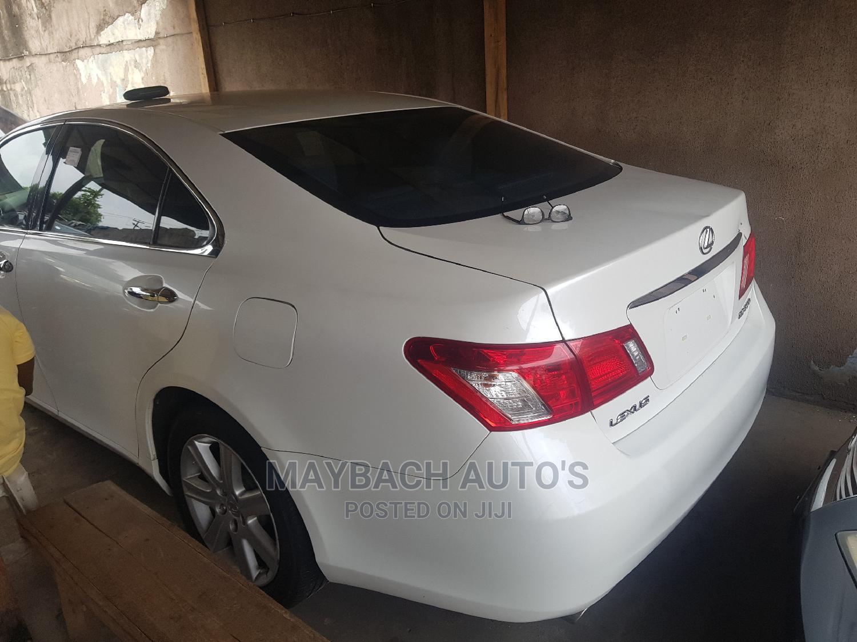 Lexus ES 2008 350 White   Cars for sale in Surulere, Lagos State, Nigeria