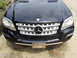 Mercedes-Benz M Class 2010 ML 350 4Matic Black | Cars for sale in Lagos State, Lekki