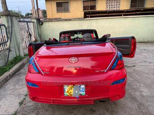 Toyota Solara 2006 3.3 Convertible Red | Cars for sale in Ogun State, Abeokuta South