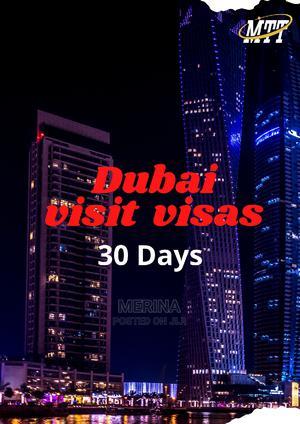 Dubai 30 Days Visa   Travel Agents & Tours for sale in Abuja (FCT) State, Gwarinpa