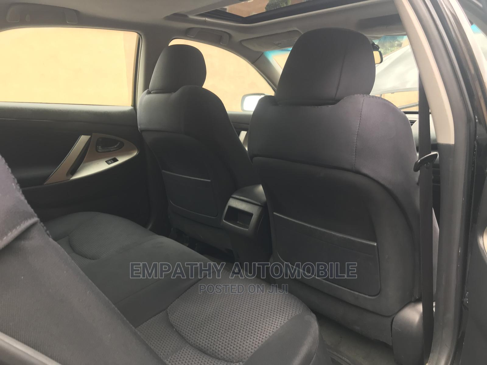 Toyota Camry 2010 Black | Cars for sale in Ogba, Lagos State, Nigeria