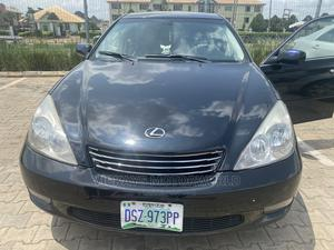 Lexus ES 2002 300 Black | Cars for sale in Delta State, Oshimili South