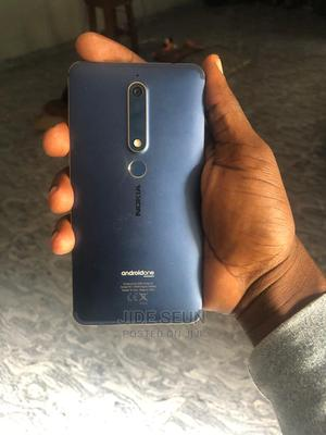 Nokia 6.1 32 GB Blue | Mobile Phones for sale in Lagos State, Mushin