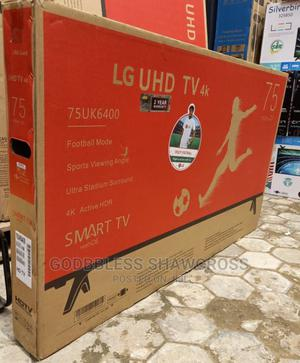 LG 75 Inches Smart TV 4k | TV & DVD Equipment for sale in Lagos State, Ojo
