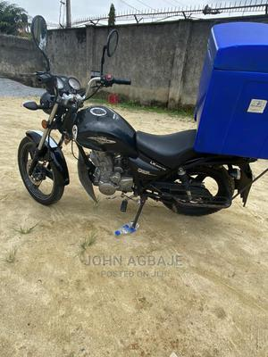 Motorcycle 2020 Black | Motorcycles & Scooters for sale in Lagos State, Lekki