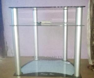 Glass TV Stand   Furniture for sale in Enugu State, Nkanu West