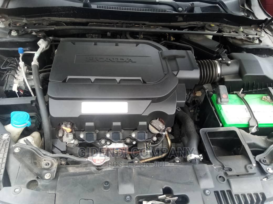 Honda Accord 2017 Black   Cars for sale in Lekki, Lagos State, Nigeria