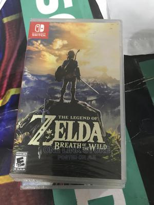 The Legend of Zelda: Breath of the Wild | Video Games for sale in Lagos State, Ikeja